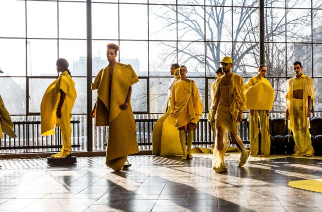 Artez arnhem fashion show