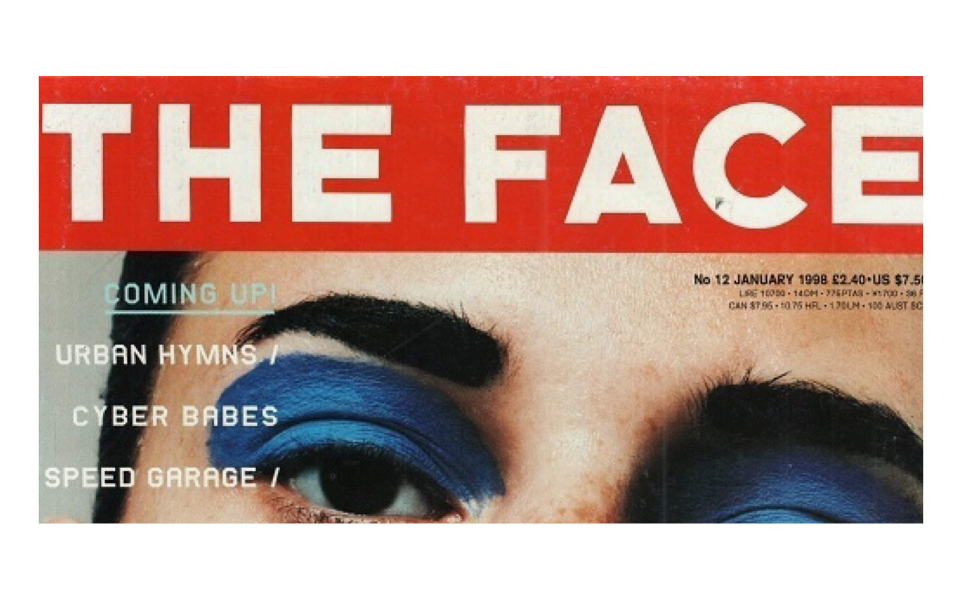 The Story Of The Face